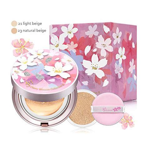 Isa X Micro Foam Cushion Silk Cover Refill Only isa 2017 cherry blossom micro foam cushion silk cover