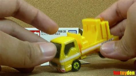 nexco self run type car takara tomy tomica die cast