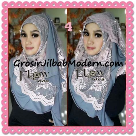 Jilbab Instan Flow Idea Terbaru jilbab instant cantik syria pashmina terbaru lacenza by