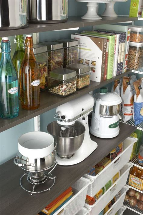 Pantry Rock by 17 Best Images About Elfa Pantry On Wall Racks