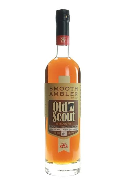 smooth ambler old scout bourbon smooth ambler old scout straight whiskey bourbon buy