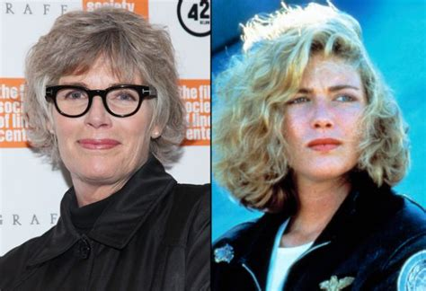 famous scenes then and now kelly mcgillis recalls top gun love scene and a lot of