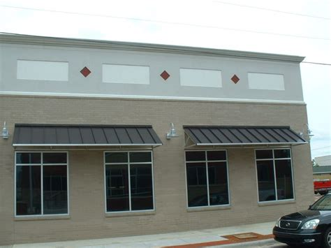 commercial window awnings commercial building with awnings google search