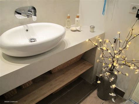 INSIDE Création rénovation salle d'eau