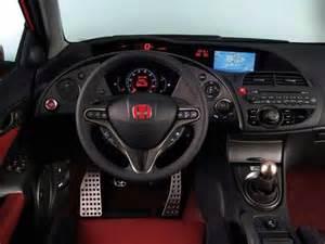 Bmw Car Interior Photos 2016 Honda Civic Type R Release Date General Auto News