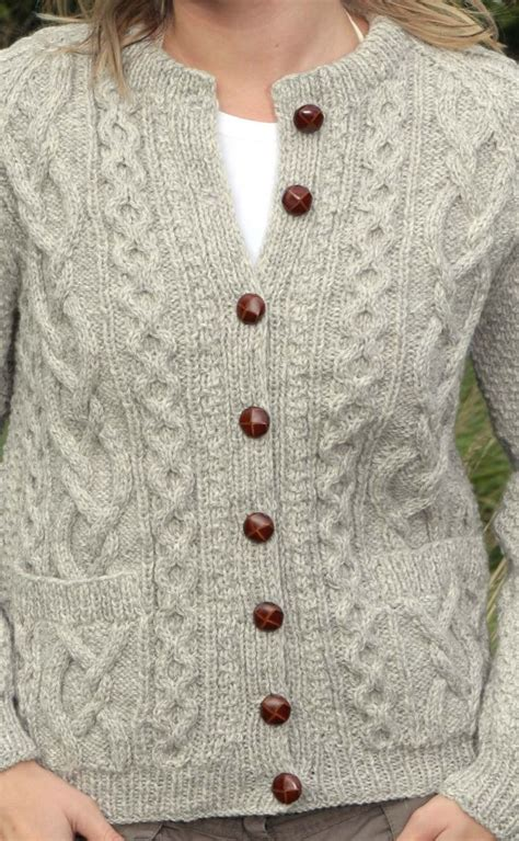 knitting pattern aran cardigan aran cardigan patterns uk gray cardigan sweater