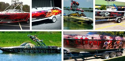 boat wraps boat graphics adelaide - Boat Vinyl Wrap Adelaide