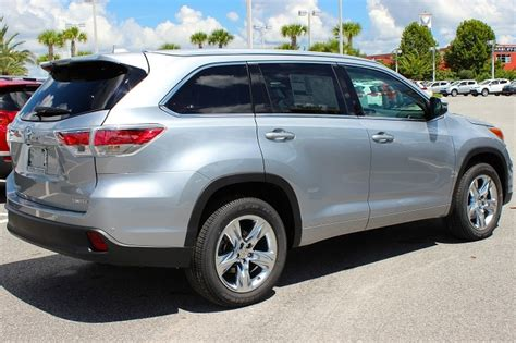 Toyota Suv For Sale New Toyota Suv Near Orlando Toyota For Sale