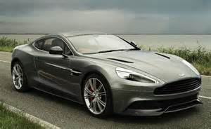 Aston Martin Vehicle New Vanquish Confirmed For Production Business Car Manager