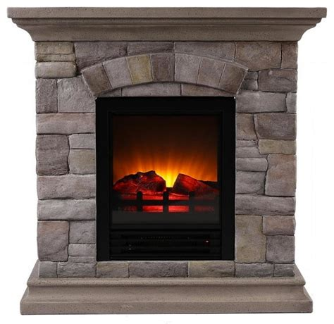 Small Indoor Fireplace Faux Portable Fireplace Small Traditional