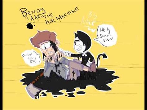 speedpaint bendy and henry bendy and the ink machine