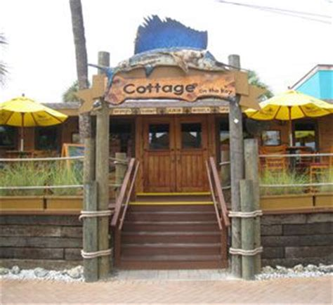 The Cottage Bar And Restaurant Siesta Key Restaurants Great Dining Options In Siesta