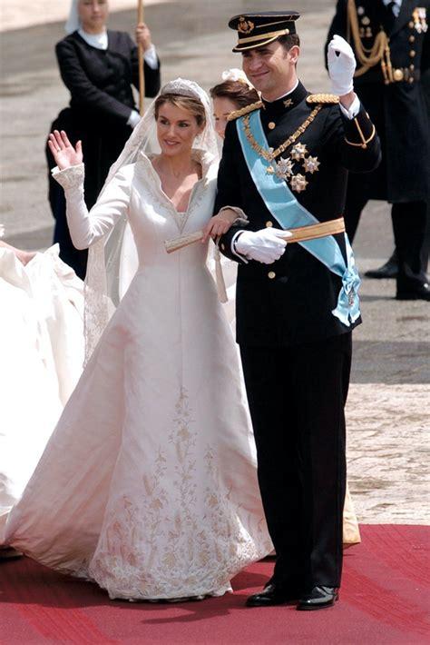 su princesa la novia los vestidos de novia m 225 s impactantes de las bodas reales 191 ser 225 el de meghan digno de una