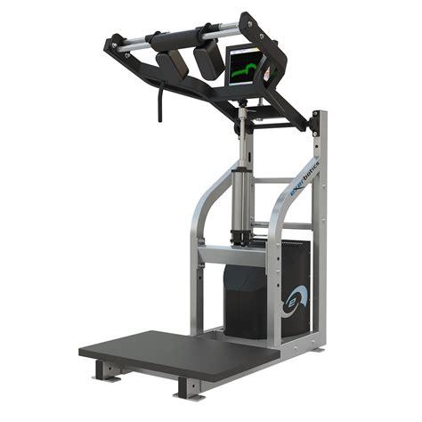 squat machine exerbotics
