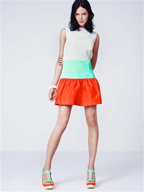 h m 2012 summer womens lookbook designer denim