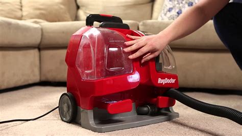 where can i rent an upholstery cleaner rug doctor portable spot cleaner setting up and cleaning