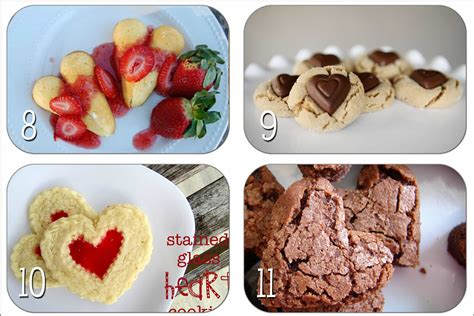 valentines food ideas 17 s day treats somewhat simple