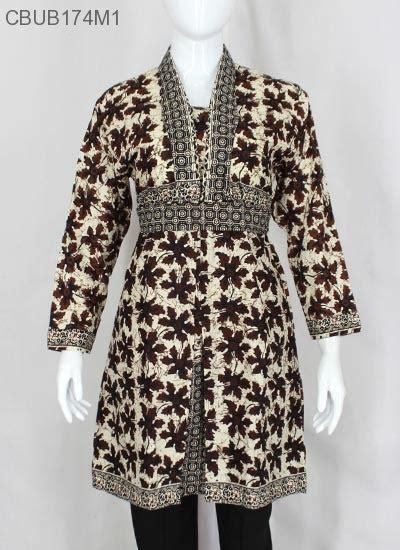 Dress Batik Sogan Ll Harga Murah 1 Dress Batik Motif Sogan Klasik Dress Murah Batikunik