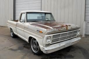 1969 Ford Truck 1969 Ford F 100 182058