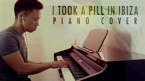 i took a pill in ibiza seeb remix mike posner mike posner i took a pill in ibiza piano cover by ducci