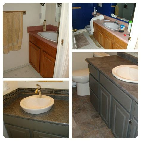 painting laminate bathroom cabinets how to paint wood furniture and wood laminate cabinets