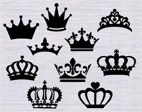 Craft Studio Ideas by Crown Svg Bundle Princess Crown Svg Crown Clipart Crown
