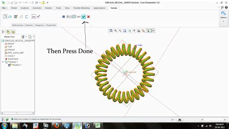 circular pattern welding advancetutorials3dmodels tutorial circular welded