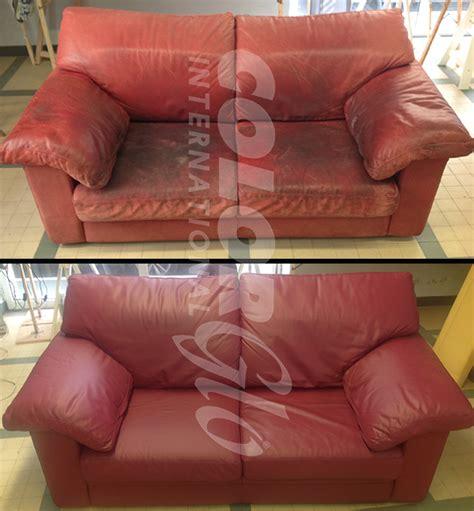 restauro divani in pelle riparazione divani in pelle brescia modificare una pelliccia