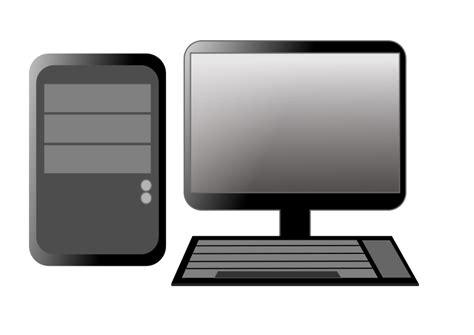 clipart pc desktop pc clipart