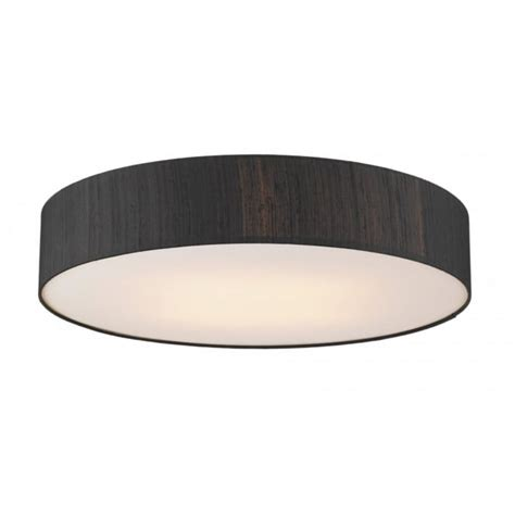 contemporary low ceiling light low energy silk fitting