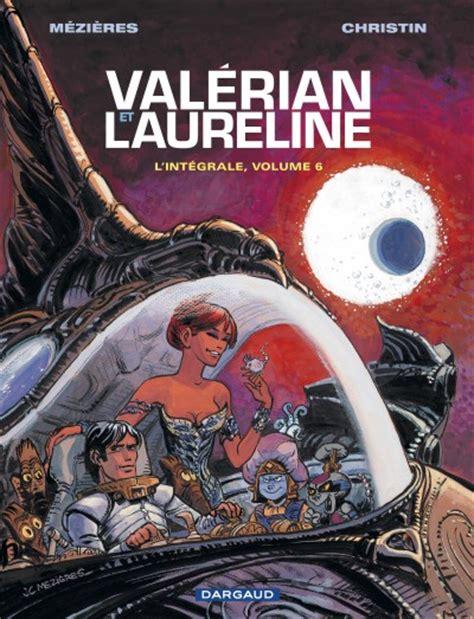 valerian laureline serie intgrales valerian et laureline canal bd