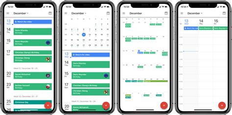 Calendar Ios 11 Calendar Picks Up Support For Iphone X Ios 11