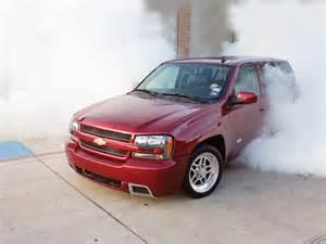 Chevrolet Trailblazer Ss Specs 2007 Chevy Trailblazer Ss Gm High Tech Performance Magazine