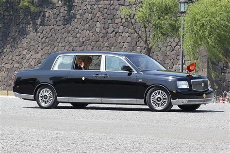 Black Interior Paint toyota century japan s v12 cruiser