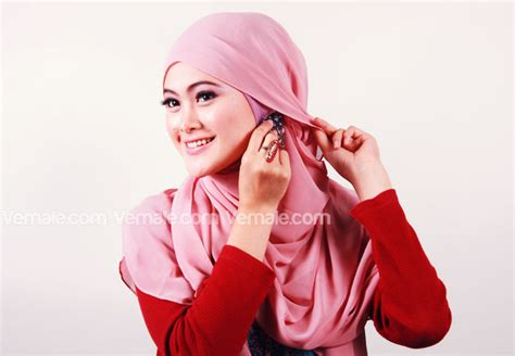 tutorial jilbab paris tanpa jarum tutorial kreasi jilbab paris beauty and style