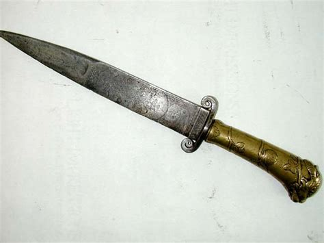 war knives a pre revolutionary war knife probably american made