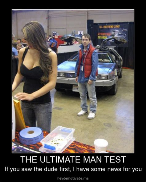 Funny Memes For Adults - the ultimate man test meme collection