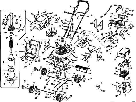 craftsman lawn tractor parts diagram craftsman lawn tractor parts diagram wiring diagram with