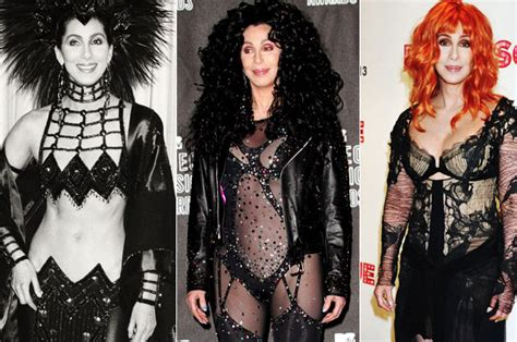 cher wows with outrageous outfits at dressed to kill cher s 30 most outrageous outfits billboard