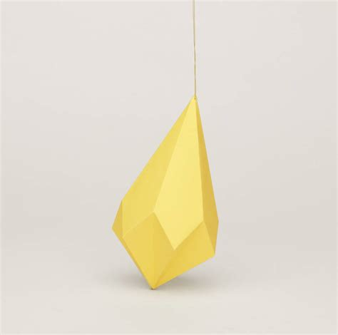 Origami Bell - origami template by bonnie and bell