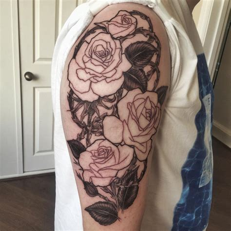 half sleeve flower tattoo designs for men 90 cool half sleeve designs meanings top ideas