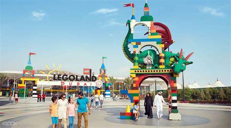 Dubai Parks And Resorts Day Pass Legoland Motiongate South Park Amusement Park