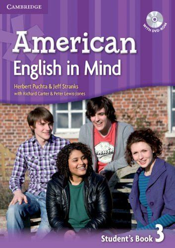 english in mind level 0521168600 american english in mind student s book with dvd rom level 3 by herbert puchta jeff stranks