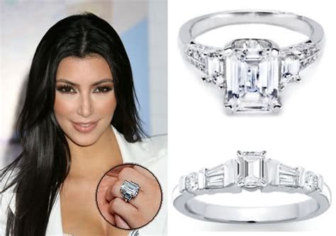 grandidierite engagement ring kim kardashian must pay kris humphries to keep engagement