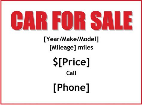 car sale form template microsoft word templates autos weblog
