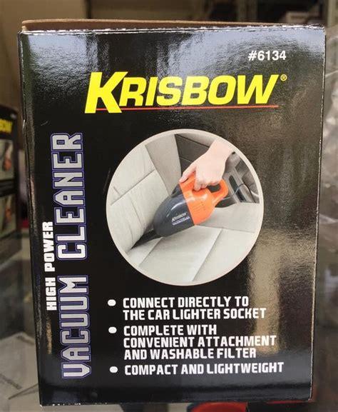 jual krisbow ori vacum vakum vacuum cleaner penghisap debu