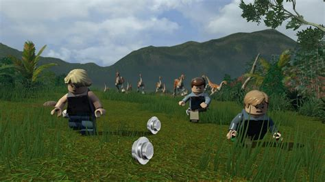 Lego Jurassic World Pc Original lego jurassic world trailer features with a