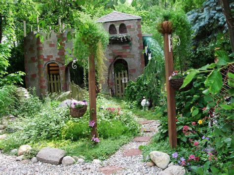 backyard castle playhouse build a beautiful playhouse hgtv