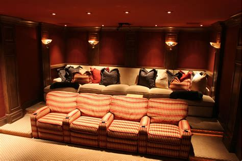 home theaters  media rooms  tech