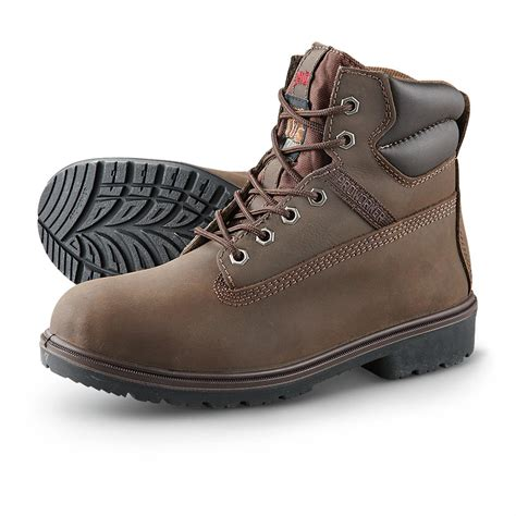 kodiak mens boots s kodiak 174 pro worker boots brown 284626 work boots